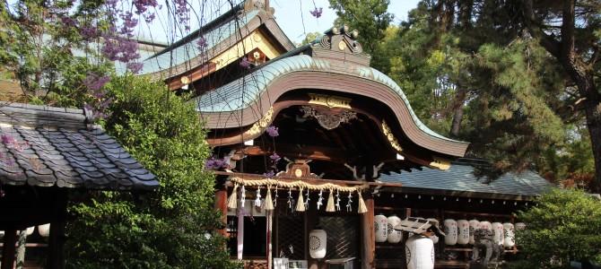 森林浴ができる下鴨神社から織田信長のお墓、平安京の守り神 御霊神社