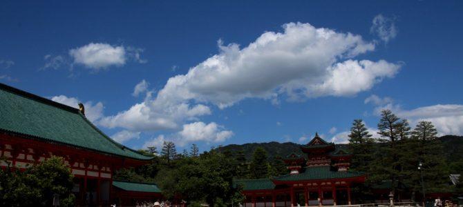 緑と花を愛でながら平安神宮神苑・白川沿いを歩く*京都をお散歩