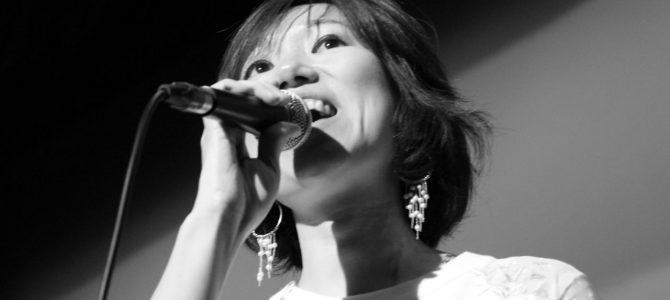歌えてしあわせ!がにじみ出ていた仁宮亜希さん*恥しがりやさんのための写真サービス