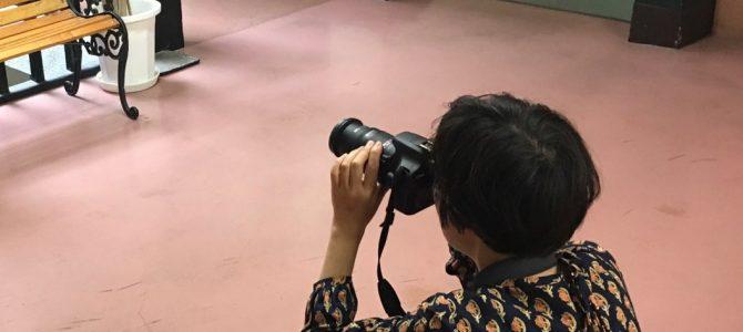 プロフィール写真って言うよりセッション、一緒につくる時間かなぁ*恥しがりやさんのための写真サービス