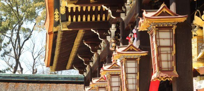 北野天満宮の梅・開花状況 2018年2月14日*春を撮ろう!〜スマホ・カメラで写真散歩