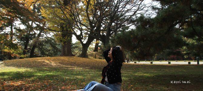 呼吸体感!京都御所でイメージ広がる*呼吸体験ワークショップ